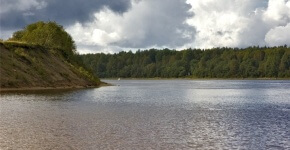 Река Свирь