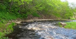 Река Сарья рыбалка на реке сарья