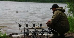 все о русской рыбалке